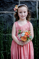 Tegan the Flowergirl Jamie Bosworth Photographer